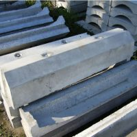 Concrete Entry Curbs