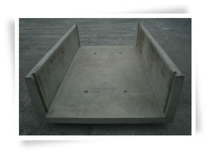 Concrete Feed Trough